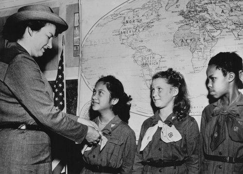 1950s_Olave_Girls