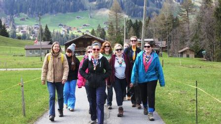 042015 Switzerland_girls going for a walk