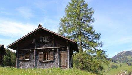 062012 Switzerland Baby Chalet outside