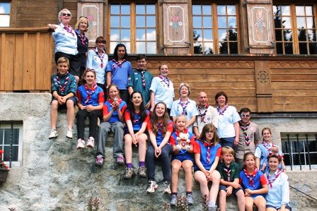072015 Switzerland Day tour visitors from UK