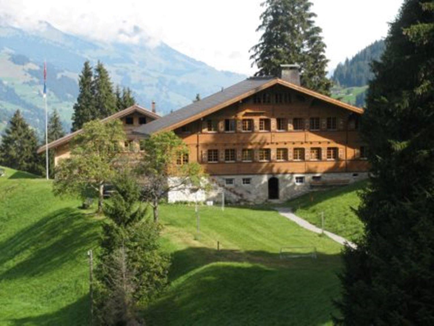 092011 Switzerland Main Chalet