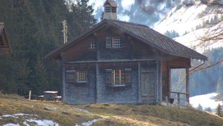 102015 Switzerland view of Baby Chalet
