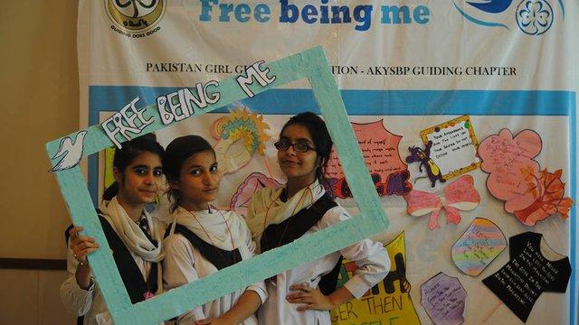 Free Being Me Pakistan