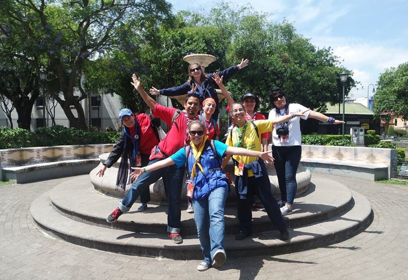 042016 Costa Rica Latin American Gathering group photo