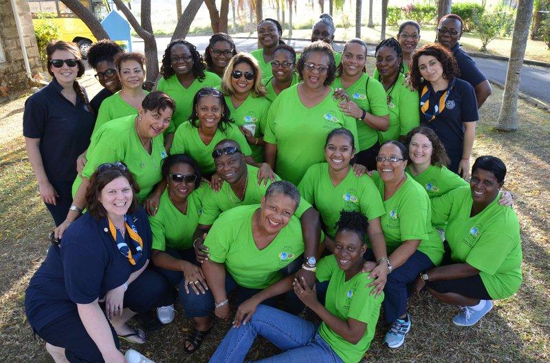 NLDP Barbados 2014