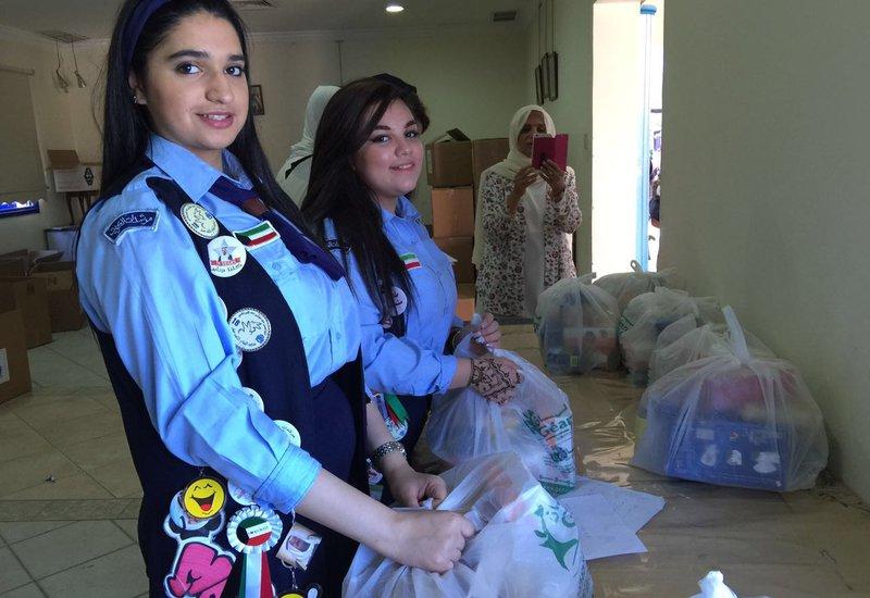 062016 Kuwait WorldRefugeeDay