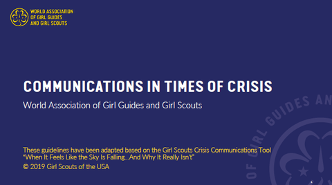 Communications guidance - Testing your Strategy in times of Crisis COVID-19 Framework.PNG