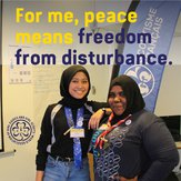 WAGGGS and WOSM welcome Nobel Peace Prize nomination