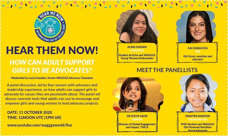 IDG panel discussion