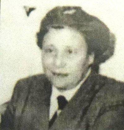 Baheya Abdelnaby - First Secretary General, Arab Bureau of Girl Guides