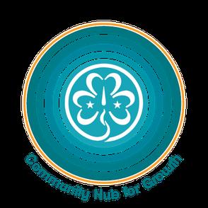 Community Hub for Growth Logo
