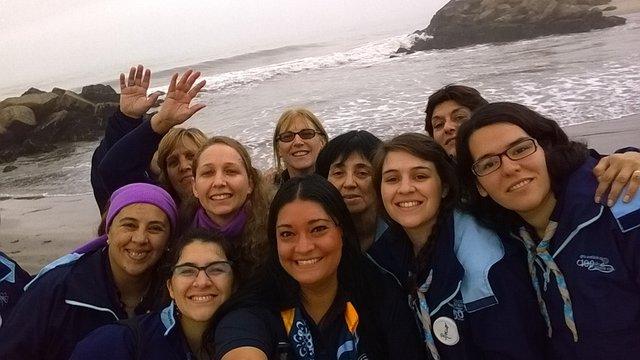 Surf Smart Argentina Team