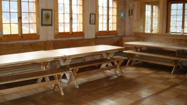 Switzerland Dining Hall