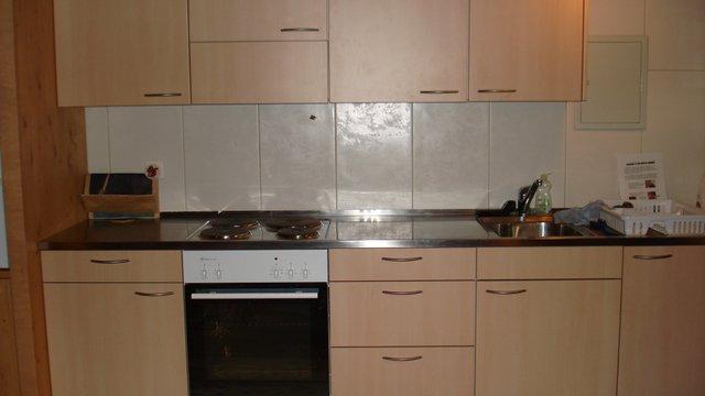 Switzerland Squirrel House kitchen