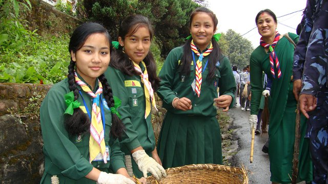 092015 Nepal Community Action Environment