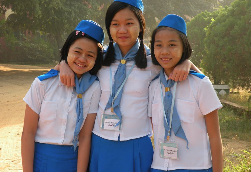 Myanmar Girl Guides