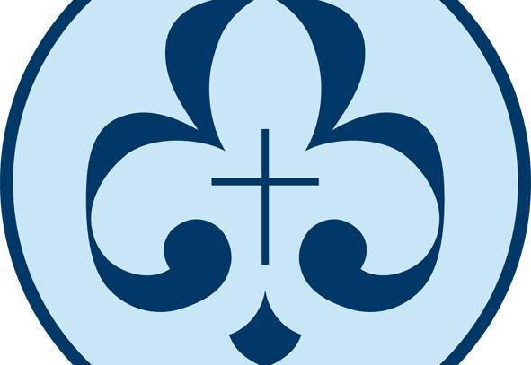 Danske Baptisters Spejderkorps (DBS) Logo