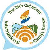 18th Girl Scout International e-Camp, Korea 2021