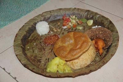 092015 Sangam Evening Meal