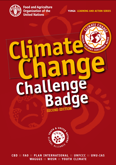 FAO Climate Change Challenge Badge cover