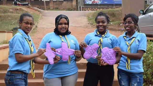 YESS-Girls Uganda 1