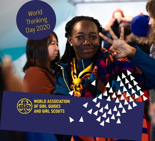 World Thinking Day 2020 - Frame example