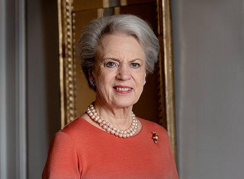 HRH Princess Benedikte of Denmark