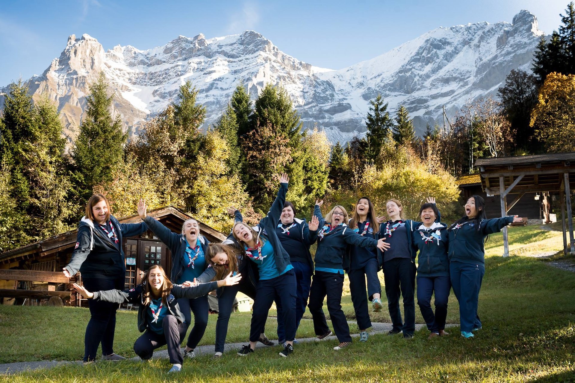 2016 Switzerland Autumn Team