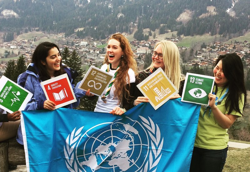 Helen Storrow 2017 - SDGs