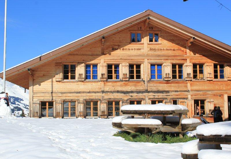 Switzerland Spycher winter