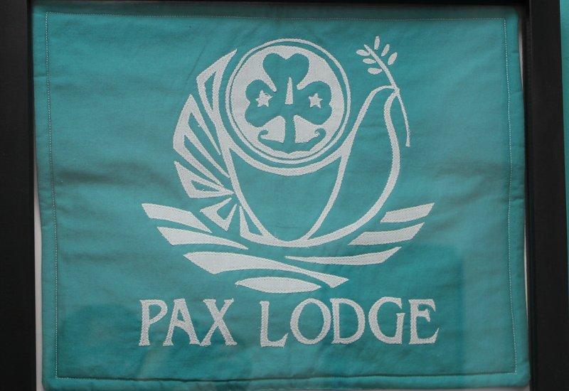 012016 Pax Lodge handmade banner