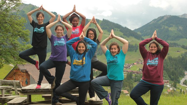 2015 Switzerland Yoga