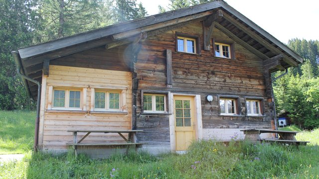2016 Switzerland Camp House