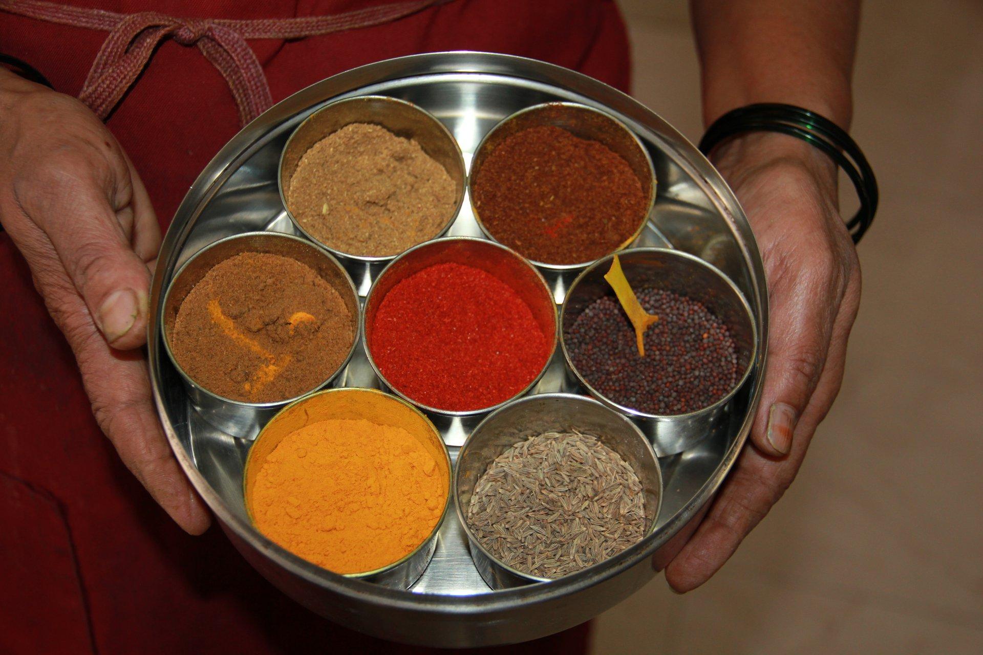 Sangam spices