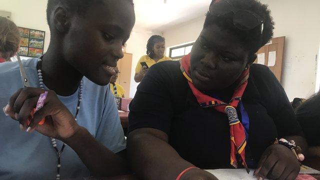 Kusafiri in Ghana