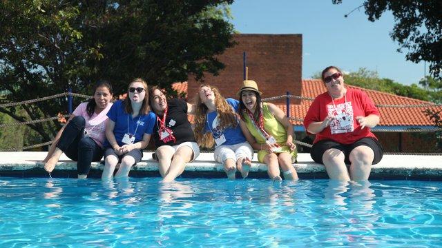 pool friendship