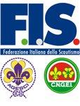 Federazione Italiana Dello Scautismo (FIS) Logo