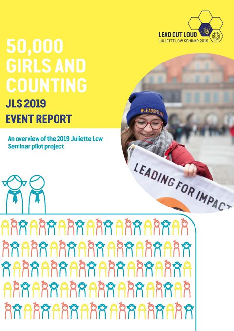 2019 JLS event report cover