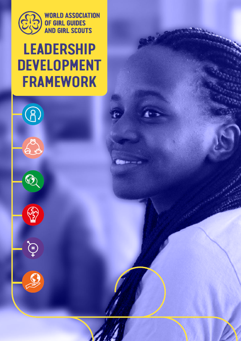 Leadership development framework cover