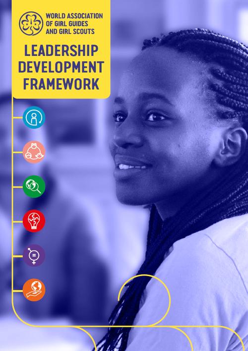 Leadership development framework cover