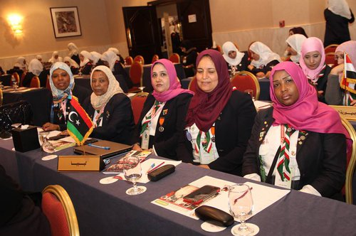 Libya at the Arab Regional Conference 2013