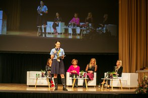 Women Economic Forum Ljubljana Grand Hall