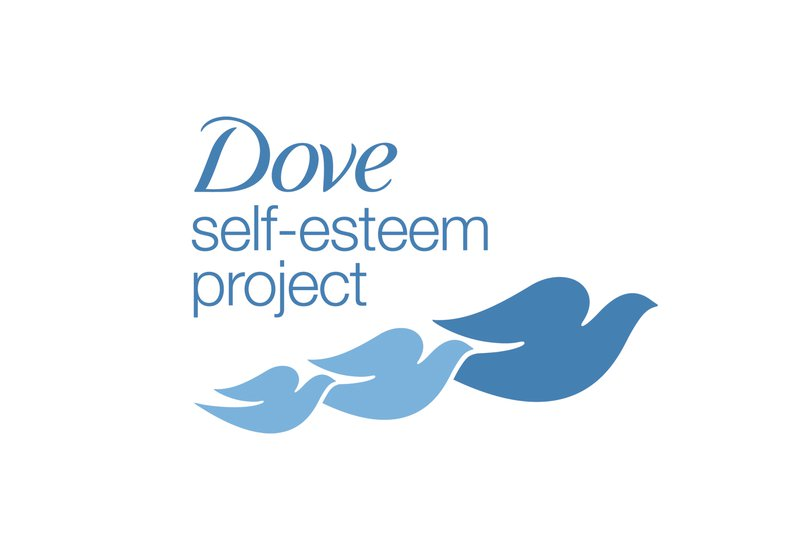 dove self esteem logo free being me