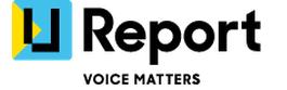 U-Report logo