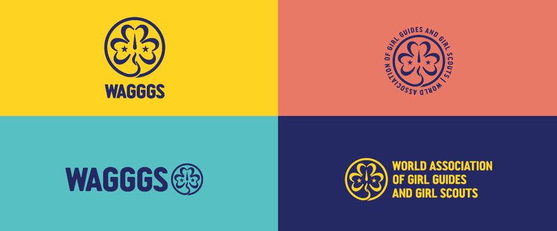 Variations of our logo
