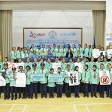 Girl Guides Association Malaysia and UNICEF unite to build awareness on child rights