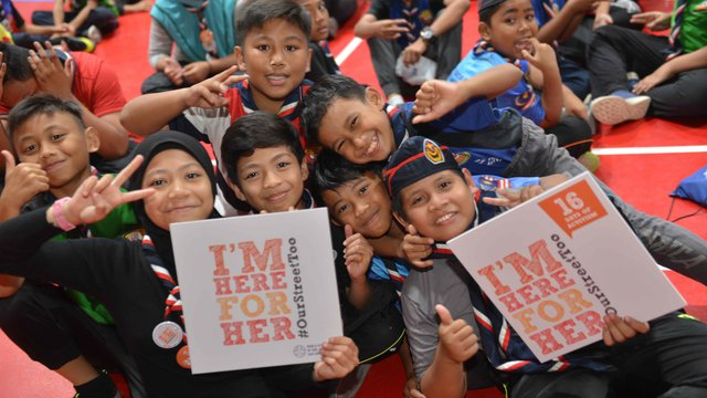 Malaysia Guides and Scouts - 16 Days