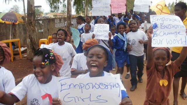 U-Report Girls Voices II