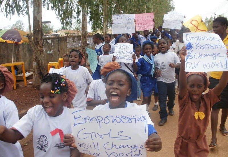 Nigeria stv children