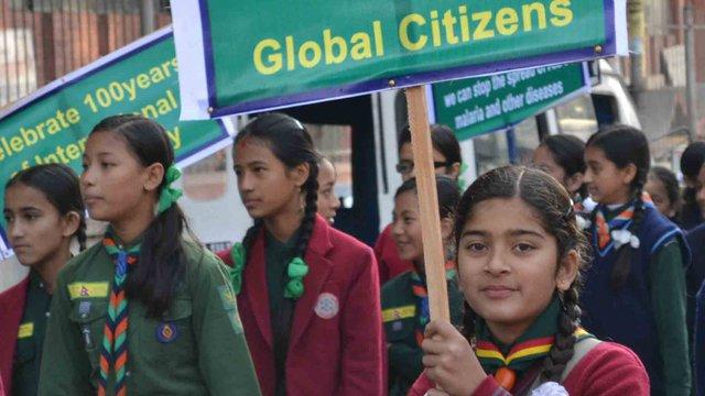 Nepal Scouts
